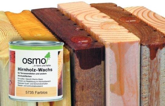 Hirnholz-Wachs primer