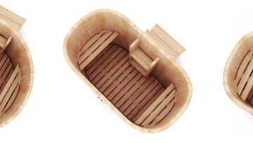 Как выбрать купель для бани или сауны?